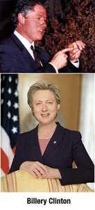 Billary Clinton