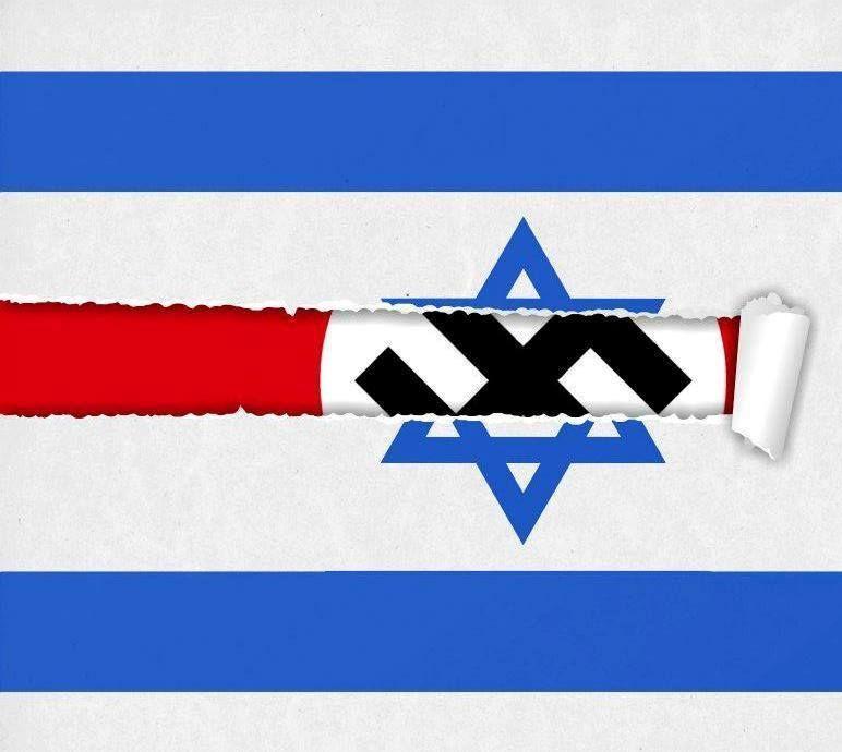 Resultado de imagen para israel nazi