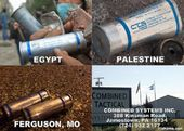 cts munition ferguson gaza egypt