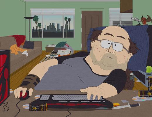 Troll de South Park