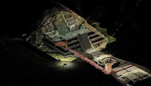 pirámide_Serpiente_emplumada_méxico