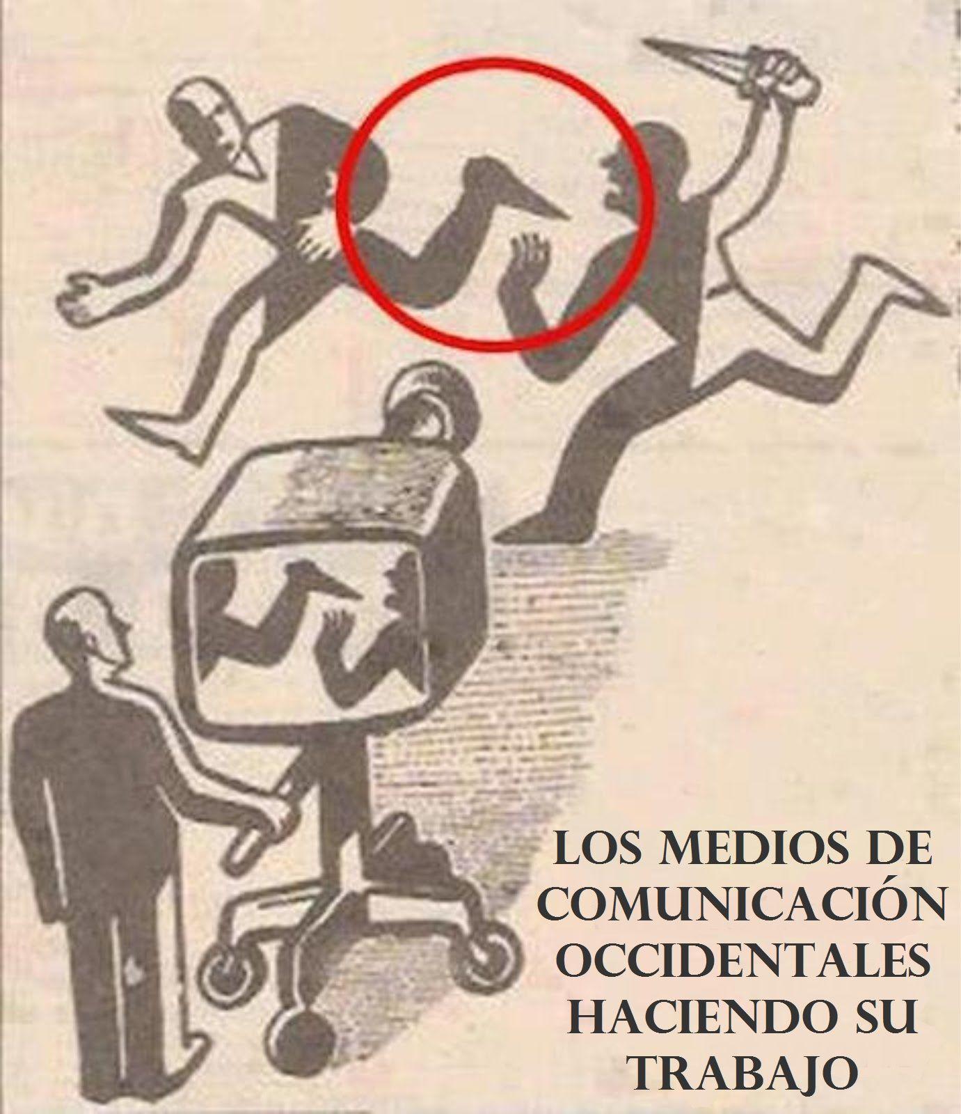 Resultado de imagen para mentiras y medios