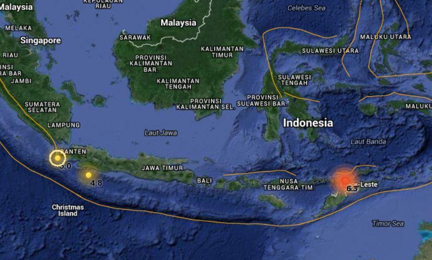 LAERCIO FONSECA – El Karma de las Catástrofes Geológicas Indonesia_sismo