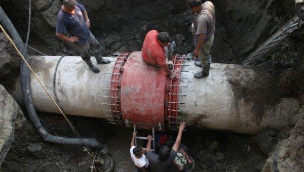 Las tuberías de agua potable en México están hechas de asbesto -- Sott.net