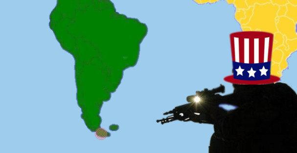 Resultado de imagen para bases de eeuu en america latina