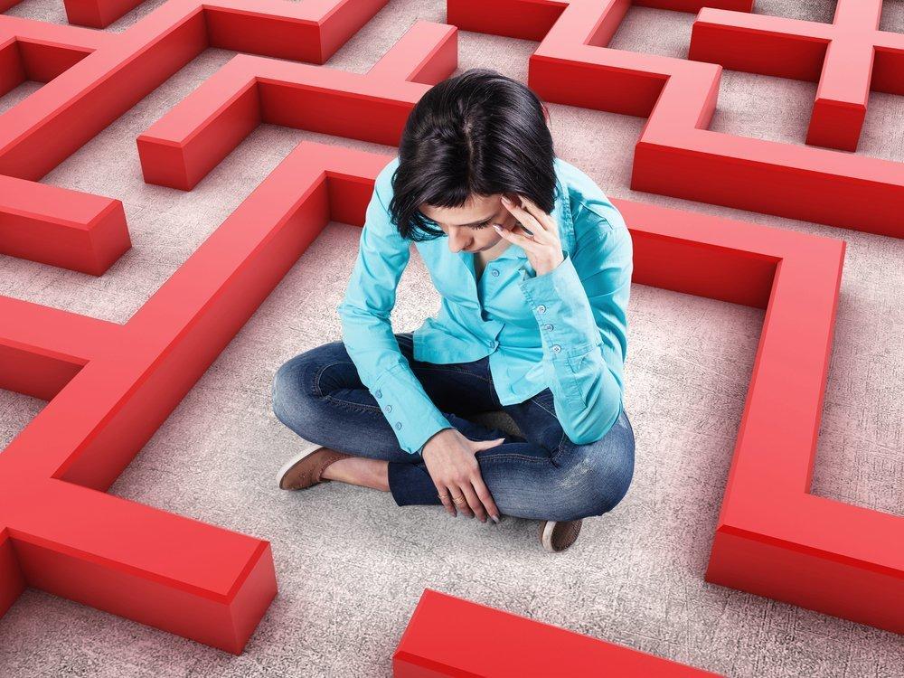 Patrones de pensamiento que provocan estrés y ansiedad -- La Ciencia ...