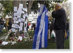 suicidios en grecia