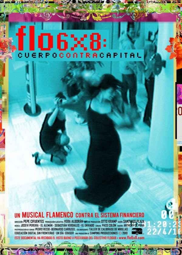 Flo6x8 flamenco activistas que no cunda el p nico for Cajeros santander sevilla