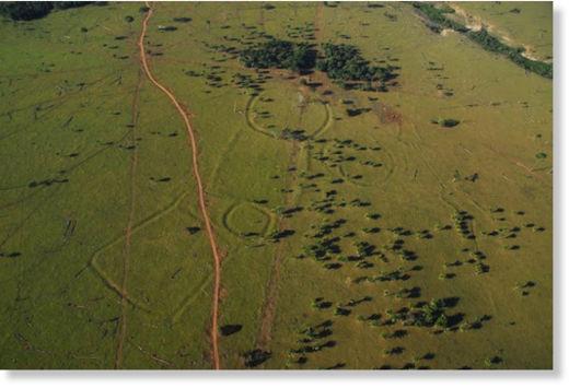 geoglifos en Amazonia 8