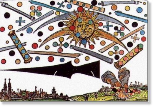 La batalla de Núremberg de 1561