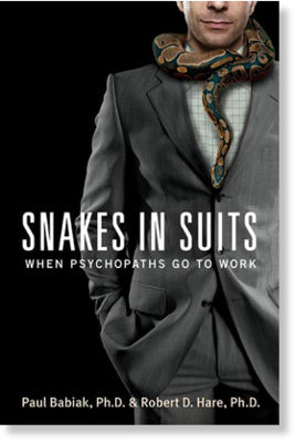 snakes in suits book