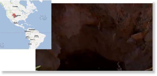 buraco Novo México