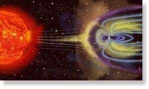 tormenta solar del siglo