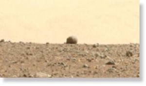 avistamiento de ovni por el Curiosity1