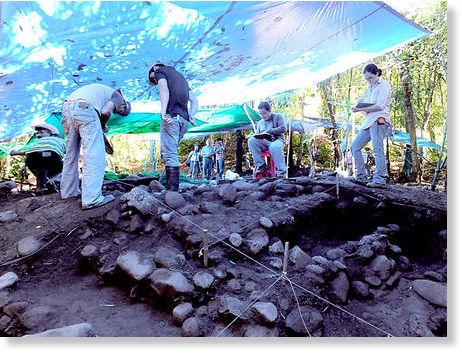 hallazgo arqueológico en Copán3