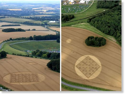 Círculos cosechas - crop circles  - Página 5 Crop_circle_inglaterra1