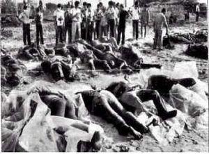 Psicopatía extrema: La casi olvidada masacre de Sabra y Shatila Sabra_Shatila_massacre_0