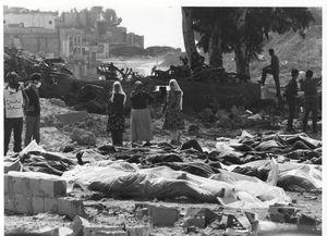 Psicopatía extrema: La casi olvidada masacre de Sabra y Shatila Sabra014