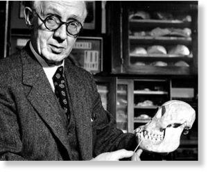 paleontólogo aficionado Charles Dawson