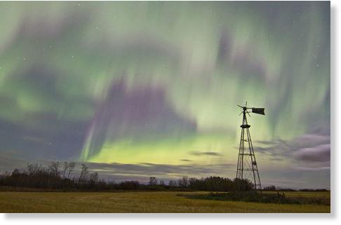 tormenta geomagnética solar2