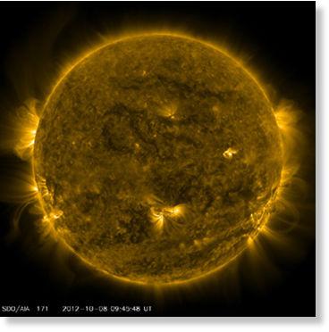 tormenta geomagnética solar1