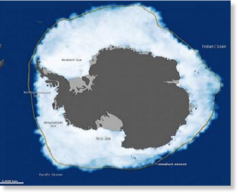 Hielo antártico1