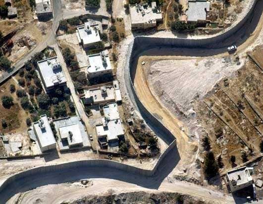 Israel Palestina Vivir En Una Ciudad Amurallada Los