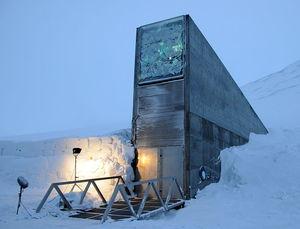 Svalbard globale