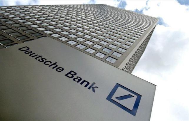 Orden de detenci n contra 5 empleados de deutsche bank por for Oficinas de deutsche bank