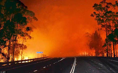 Tsunami de arena Australia3