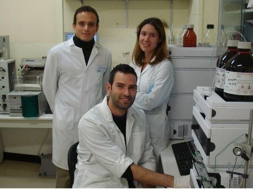científicos de Granada