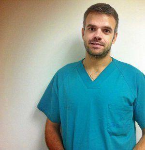 Doctor Álvaro Campillo