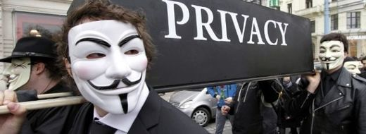 privacidad Anonymous
