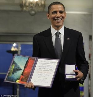 Obama premio nobel