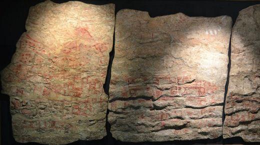 mural neolítico