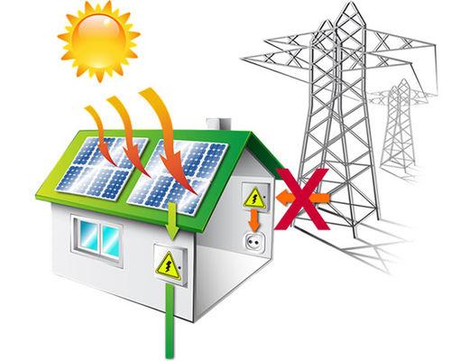 """autosuficiencia electrica - Lanzan un sistema para tener en casa """"una fábrica de luz"""" y dejar de pagar recibos"""