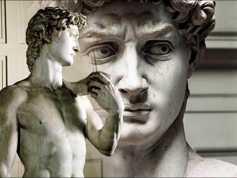 You michelangelo s david excellent
