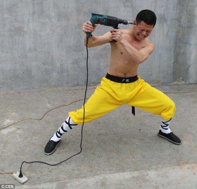 Shaolin Master - Burning