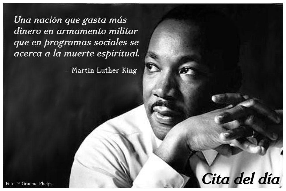 10 Frases Inolvidables De Martin Luther King El Niño De