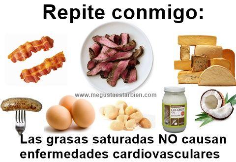 Salud y bienestar - Alimentos q producen colesterol ...