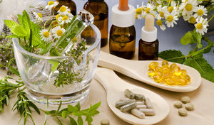 naturopathy herbs and supplements