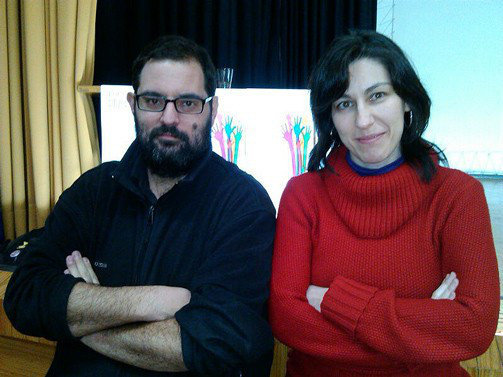 Patricia Horrillo Stéphane Grueso
