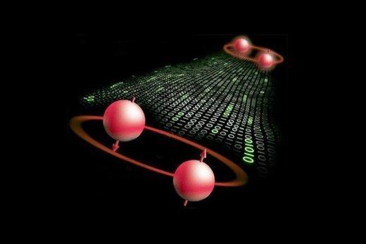 ¿Por qué al saltar un Electrón de una órbita a otra suelta un Fotón? Quantum_Teleportation_696x464