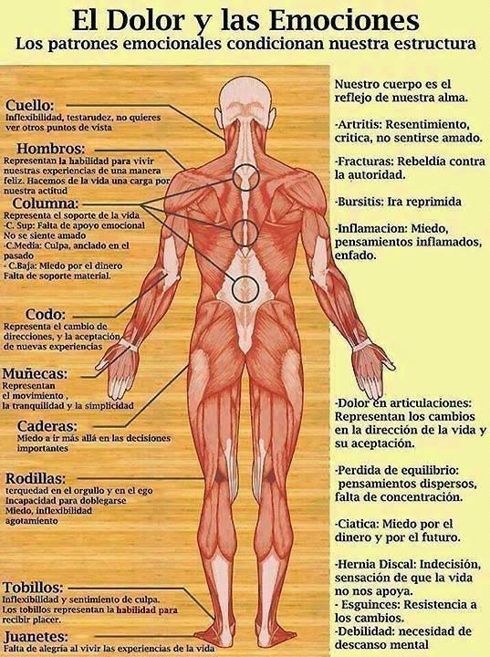 Enfermedades: Cuando el cuerpo grita, lo que la boca calla -- Salud ...