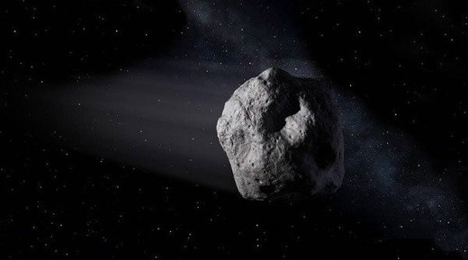 tb145 asteroide asteroid