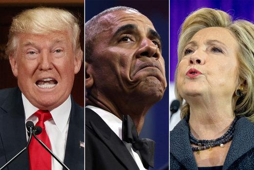 John Pilger: el problema no es Trump, somos nosotros