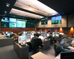 NORAD Command Center