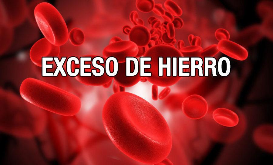 Peligros del exceso de hierro y beneficios de donar sangre