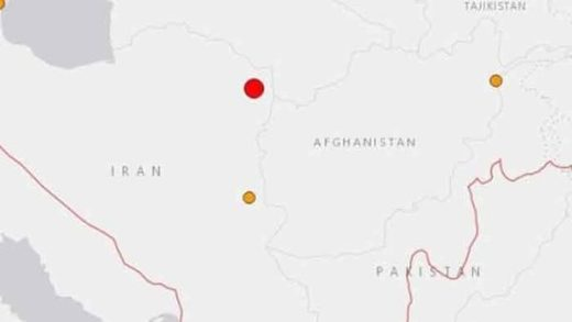 earthquake sismo iran