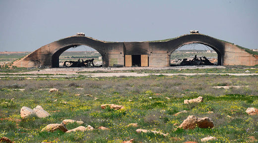 Shayrat air base
